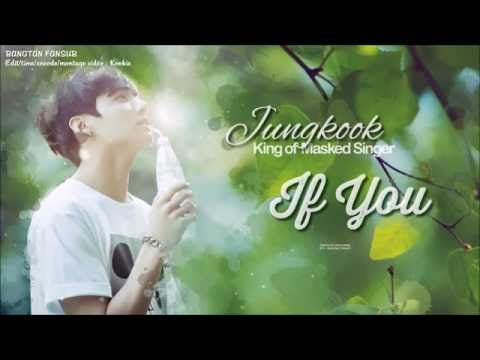 [VOSTFR] Jungkook - If You (Cover)