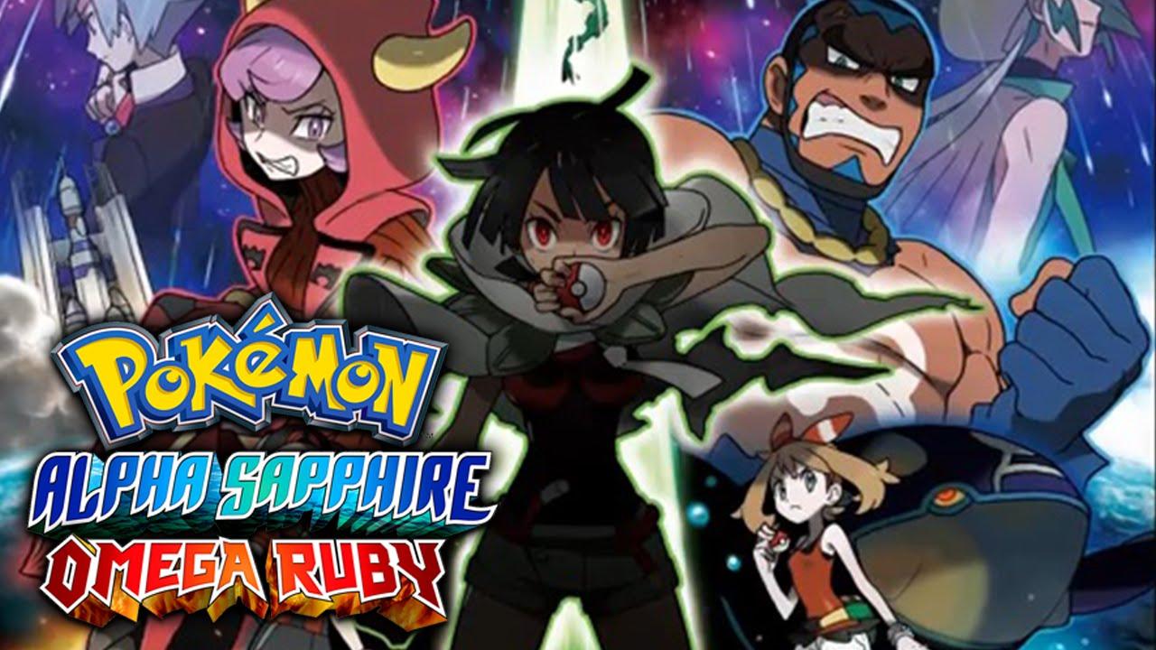 Pokémon Omega Rubin Und Alpha Saphir Delta Episode Zinnia Deoxys
