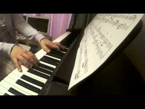 X JAPAN -Without you- piano cover YOSHIKI