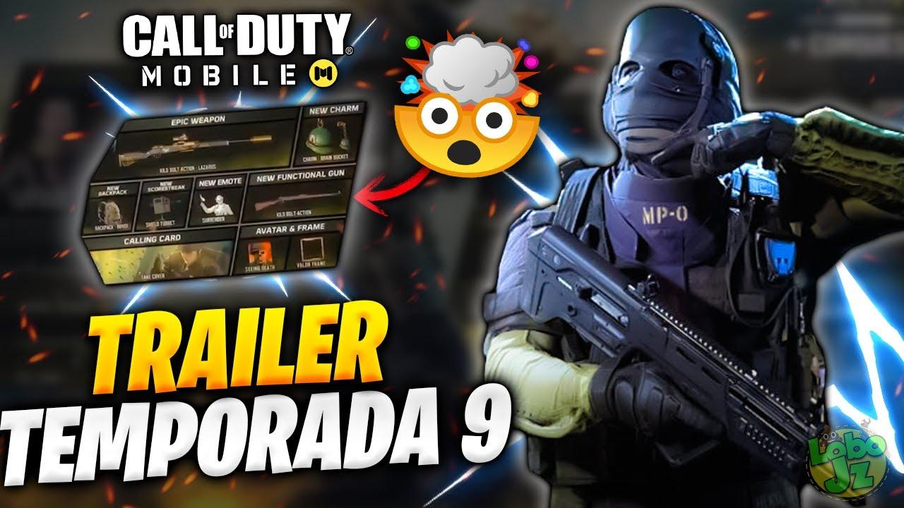 Se FILTRA el TRAILER del NUEVO PASE DE BATALLA de la TEMPORADA 9! | Kar98 cancelada! | Lobo Jz