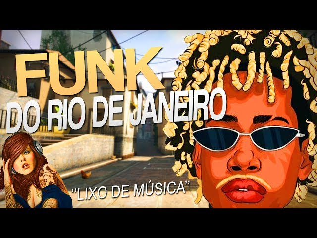COLOCANDO FUNKS DO RJ NO CSGO - funk 150 BPM