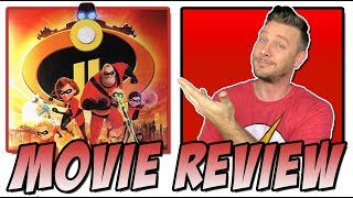 Incredibles 2 (2018) - Movie Review