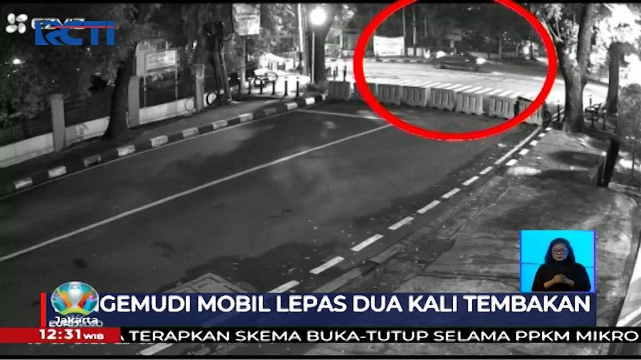 Aksi Koboi Jalanan, Pria Lepaskan 2 Kali Tembakan - SIS 21/06