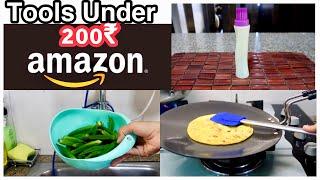 5 Best Kitchen Tools On Amazon Under 200 Rs हिन्दी में| #KITCHENGADGET  #INDIANKITCHEN | Priya Vlogz