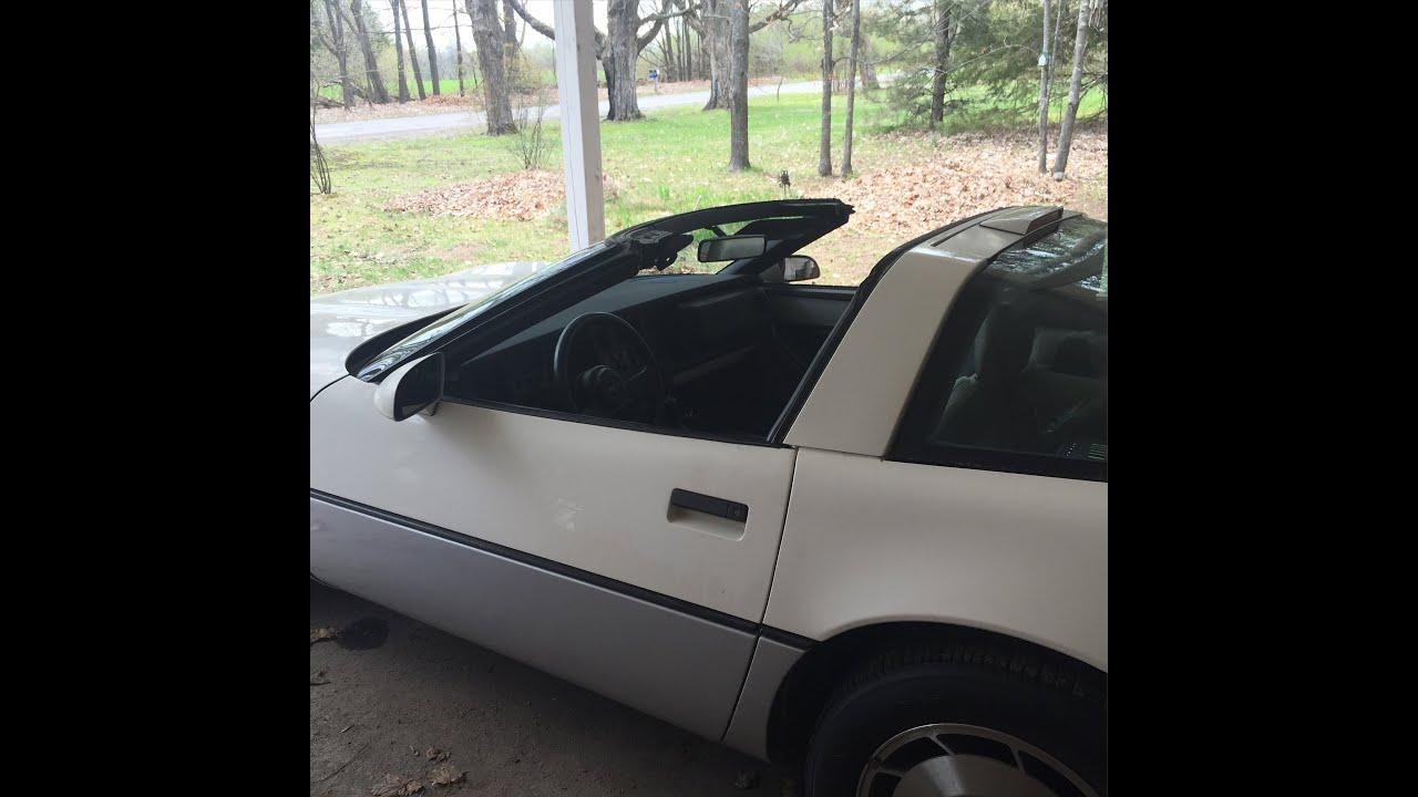 1986 corvette seat removal [ 1280 x 720 Pixel ]