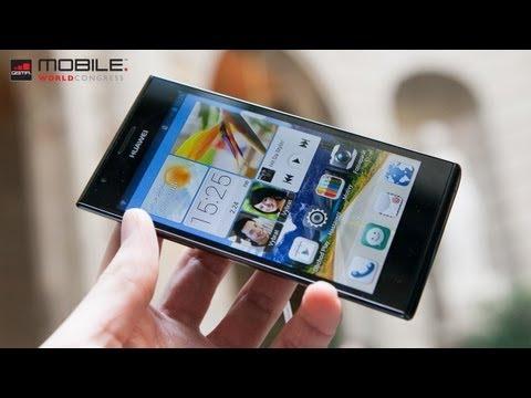 Huawei Ascend P2 (MWC 2013)