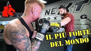 Mi sono allenato con il CAMPIONE DEL MONDO di Boxe | Giovanni De Carolis