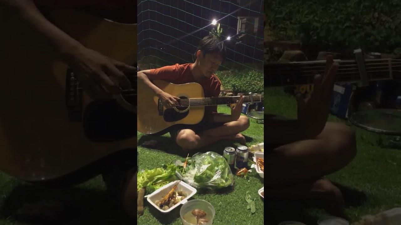 Linh Hồn Tượng Đá | Đan Nguyên | Mitxi Tòng | guitar solo