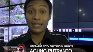 Ferari Merah Terekam CCTV Usai Kecelakaan Lamborghini Di Surabaya - iNews Pagi 02/12