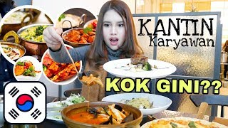 Download Video KOREA VLOG #3 - KANTIN KARYAWAN DI KOREA KOK GINI?? 🤔😱 MP3 3GP MP4
