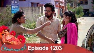 Priyamanaval Episode 1203, 25/12/18