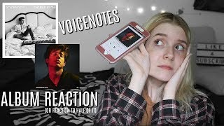 "Charlie Puth: ""Voicenotes"" ALBUM REACTION   Olivia Rena"
