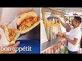 Mexico City's Street Tortas | City Guides: Mexico City | Bon Appetit