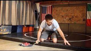 How to build your own MMA, Jiu Jitsu and Wrestling mat