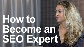 How to Become an SEO Expert || Career Advice by Britney Muller