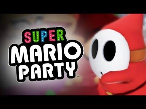 SUPER MARIO PARTY: Challenge Road