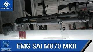 EMG SAI M870 MKII Teaser - COMING SOON -  Airsoft Evike.com