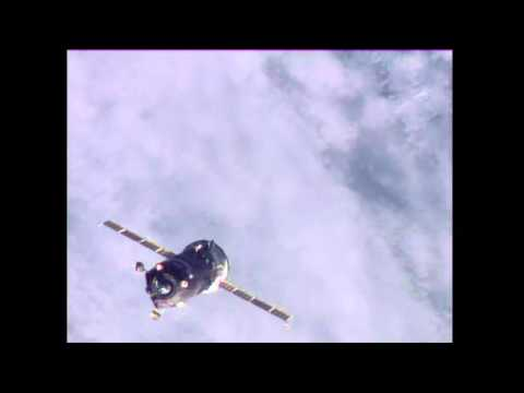 Russian Supply Ship Delivers to the Space Station