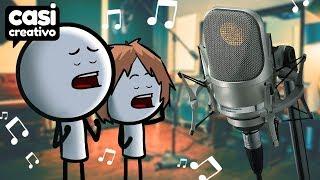 Traduciendo canciones al español | Casi Creativo