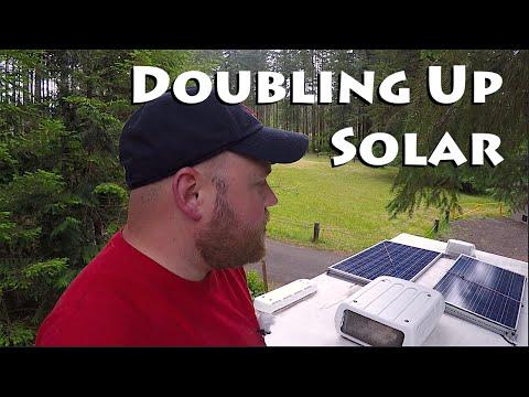 RV Solar Upgrades @ Park