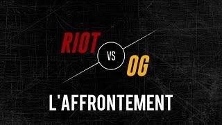 RIOT GAMES VS. O'GAMING : L'AFFRONTEMENT | BEST-OF |
