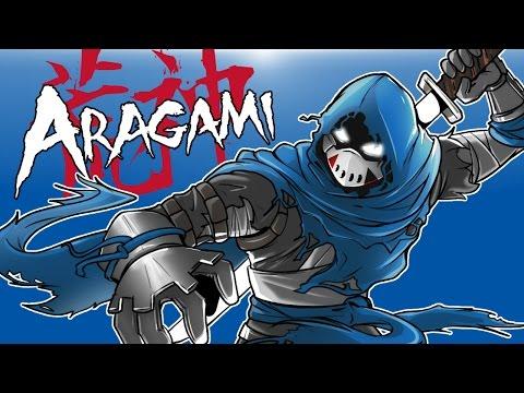 ARAGAMI - Chapter 1 - NINJAS IN THE SHADOW!!!! (Co-op With Cartoonz)