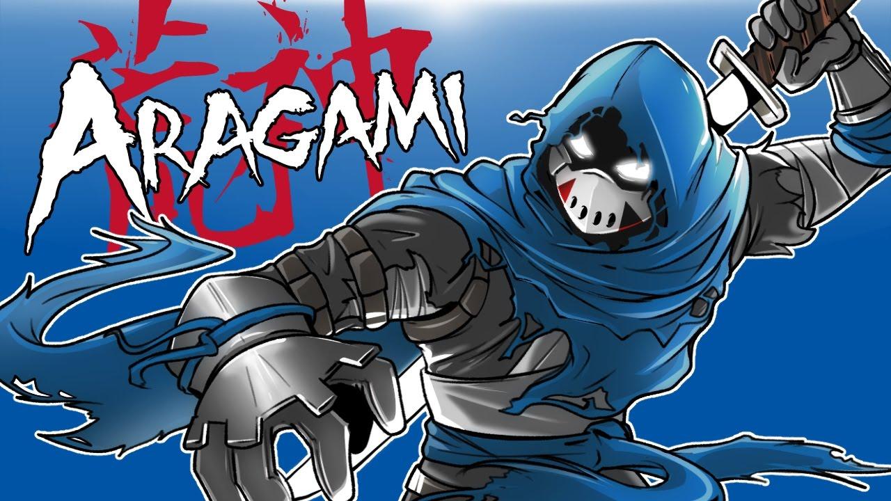 ARAGAMI - Chapter 1 - NINJAS IN THE SHADOW!!!! (Co-op with Cartoonz ... H20 Delirious Fan Art
