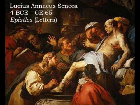 seneca the younger epistles letters 1 5