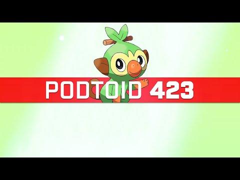 Grookey has the ugliest evolutionary line of any starter Pokemon | Podtoid 423