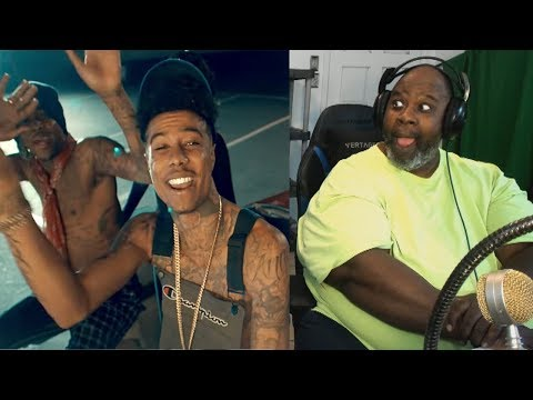 Dad Reacts to Blueface - Thotiana Remix ft. YG (Dir. by @_ColeBennett_)