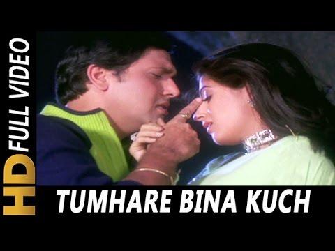 Tumhare Bina Kuch | Sonu Nigam, Hema Sardesai | Joru Ka Ghulam 2000 | Govinda, Twinkle Khanna thumbnail
