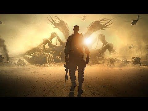 卫星碎片坠落中东,带来巨大外星生物,并迅速蔓延全球!速看科幻电影《怪兽:黑暗大陆》
