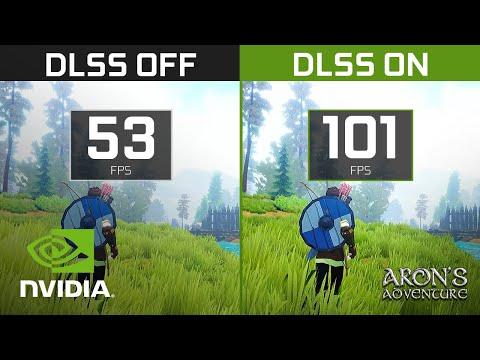 Aron's Adventure | 4K NVIDIA DLSS Comparison