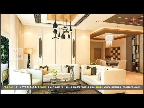 Rajapushpa Atria Interior Design Video Presentation 2018 - Pushpa Interiors