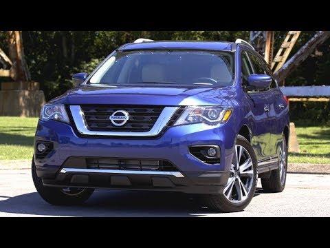2020 Nissan Pathfinder Platinum SUV Introduce