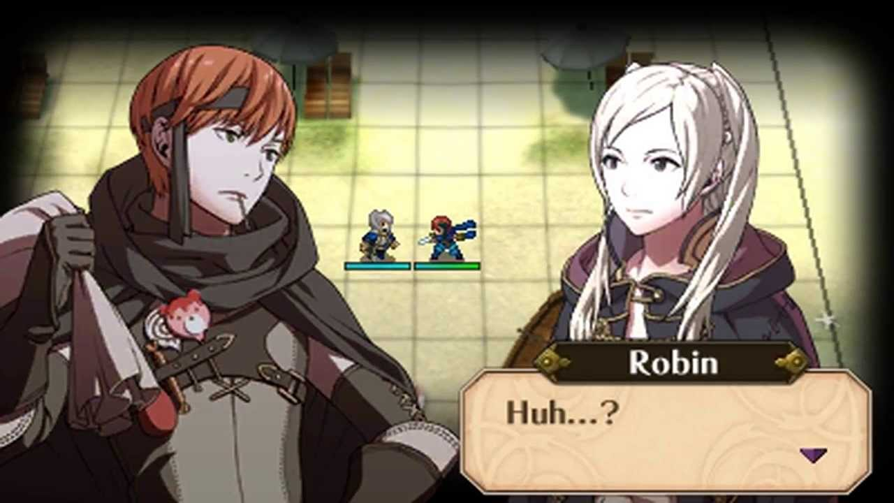 Fire Emblem Awakening - Female Avatar & Gaius (Married ...