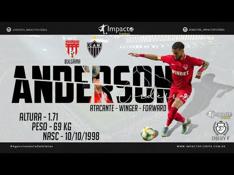 Anderson Cordeiro 98 -Atacante - Winger