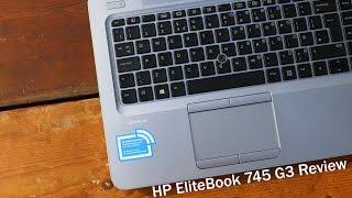 HP EliteBook 745 G3 Review
