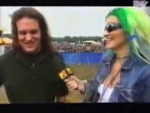 Morbid Angel - Interview Graaspop Metal Meeting 1996