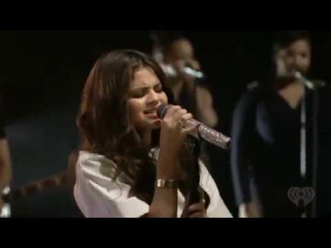 Selena Gomez Live Save the Day i♥Radio
