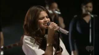 Selena Gomez Live Save the Day i♥Radio