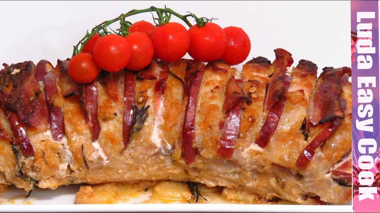 How to make pork balyk at home 2