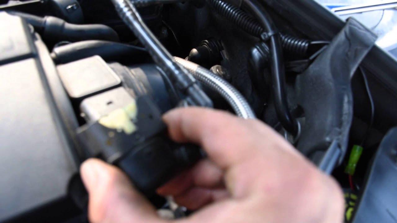 2004 Mercedez Benz c230 Fuel Injector Replacemen/ Misfire cylinder 4