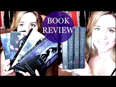 The Fallen Series By Lauren Kate ||| Book Review