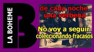Noviembre Karaoke Rulo Y La Contrabanda Karaoke