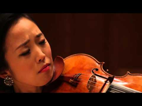 Leoš Janáček Sonata for Violin & Piano - Balada: con moto; Jessica Lee, violin & Reiko Uchida, piano