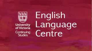 University of Victoria English Language Centre, Canada