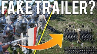 Is This Game RIPPING OFF MANOR LORD'S Trailer? - Viking City Builder Exposed