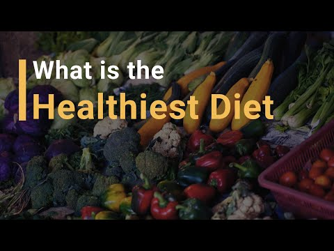 Fad Diets: What is the Healthiest Diet?
