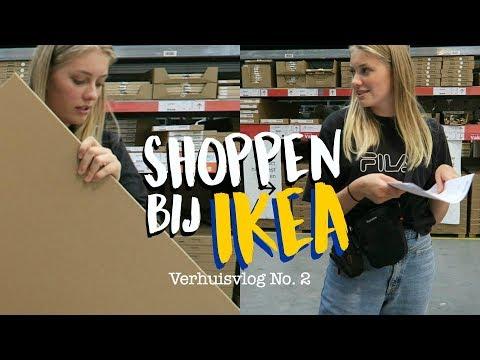 Op naar AMSTERDAM en naar IKEA! //